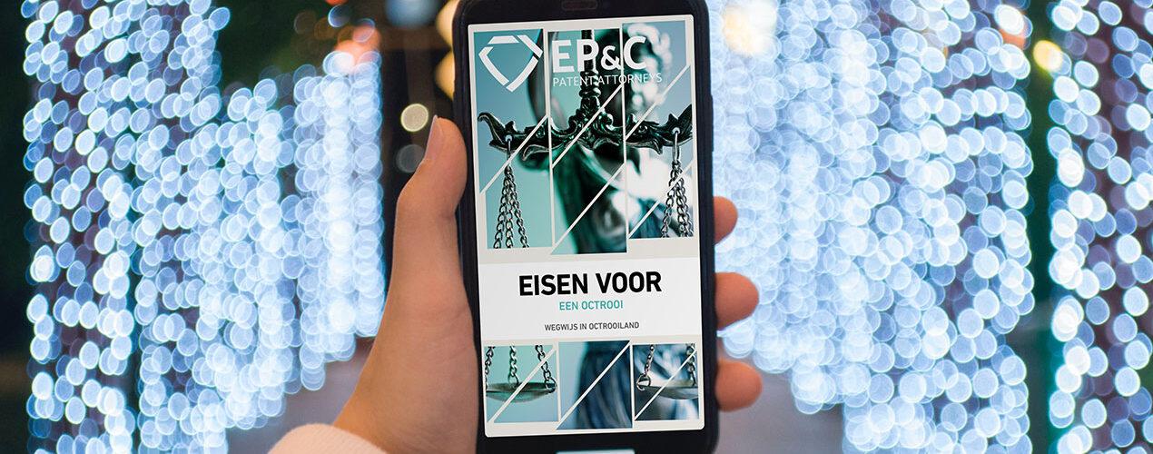 E-books en brochures EP&C nu ook lekker leesbaar vanaf mobiele devices