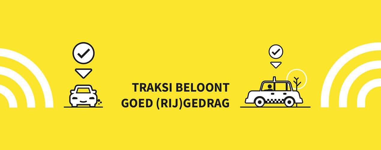 Traksi meet het rijgedrag van taxichauffeurs, wij het resultaat van onze contentcampagnes